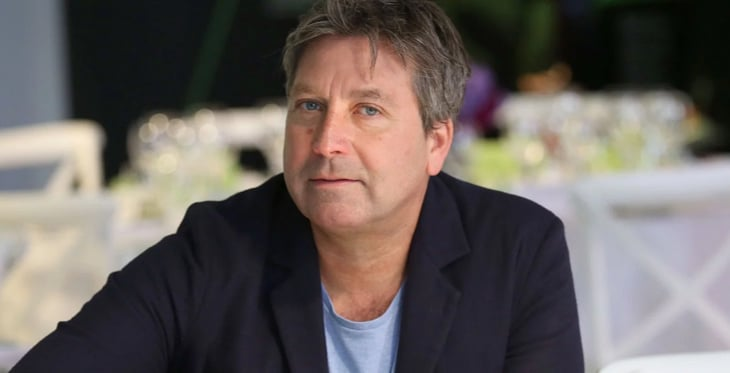John Torode Master Chef at Great British Speakers