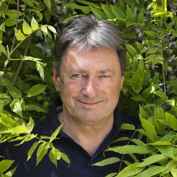 Alan-Titchmarsh gardener speaker broadcaster writer at Great British Speakers