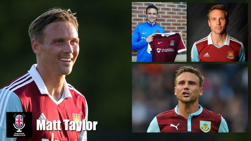 Matt-Taylor-soccer-footballer-Portsmouth-Bolton-West-Ham-Burnley-England-at-Great-British-Speakers