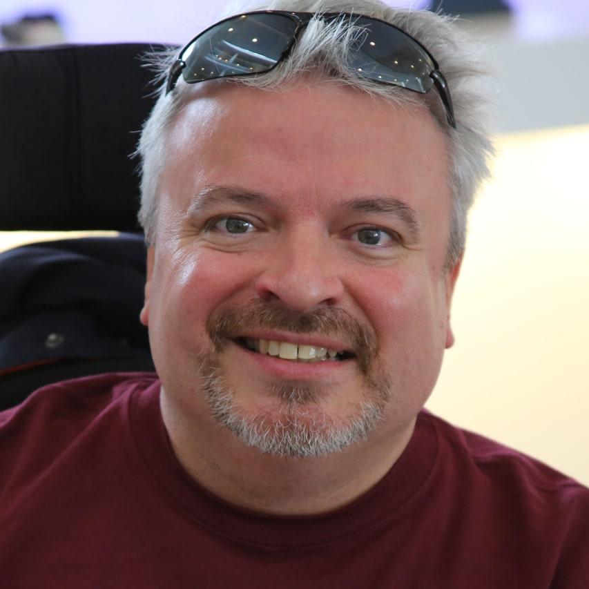 Michael-McGrath-disabled-campaigner-adventurer-motivational-inspirational-speaker-at-Great-British-Speakers