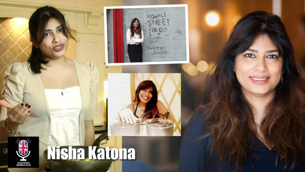 Nisha-Katona-Mowgli-Street-Food-curry-entrepreneur-cook-chef-writer-speaker-at-Great-British-Speakers
