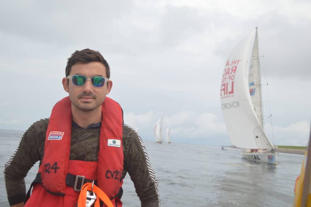 Simon Parker TEDx speaker adventurer travel journalist book at agent Great British Speakers