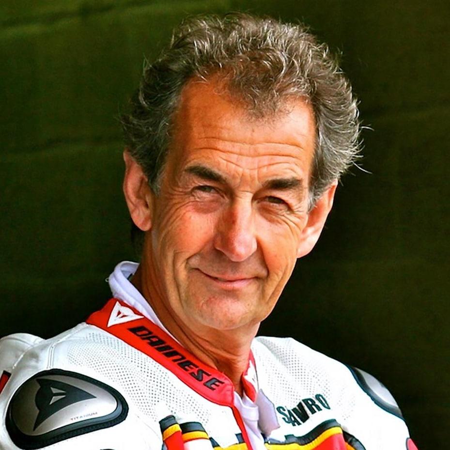 Steve-Parrish-English-former-British-Motorcycle-Champion-raconteur-after-dinner-speaker-at-Great-British-Speakers
