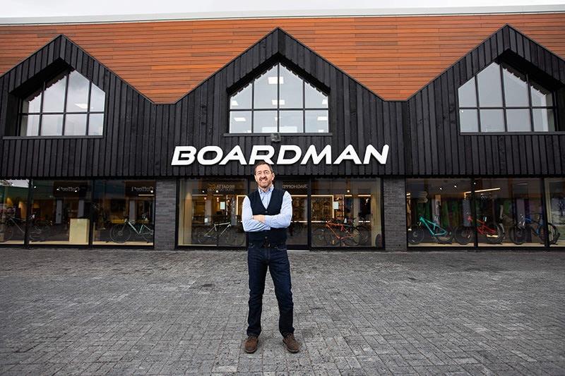 Chris Boardman MBE Gold Medal Barcelona Olympic Cyclist Entrepreneur speaker at Great British Speakers