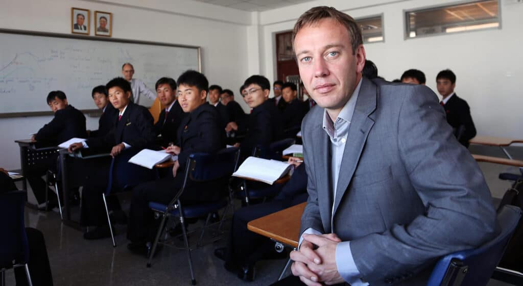 Chris Rogers investigative broadcast journalist writer reporter speaker host at Great British Speakers