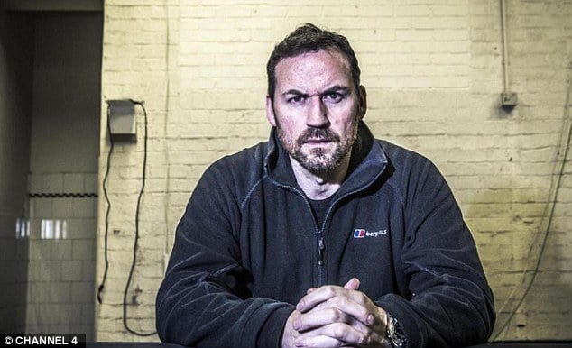 Colin Maclachlan Who Dares Wins Ex SAS Leadership Motivational Speaker at Great British Speakers