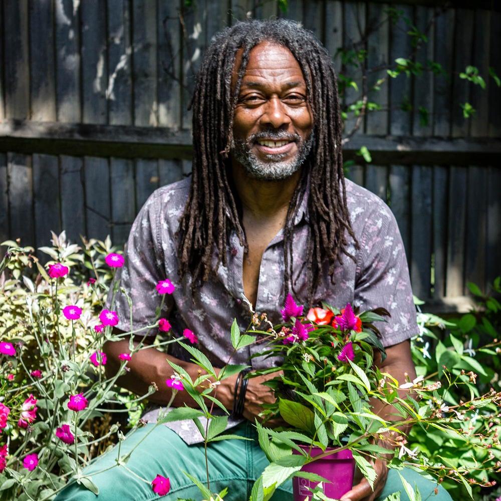 Danny Clarke gardening expert speaker TV presenter at Great British Speakers