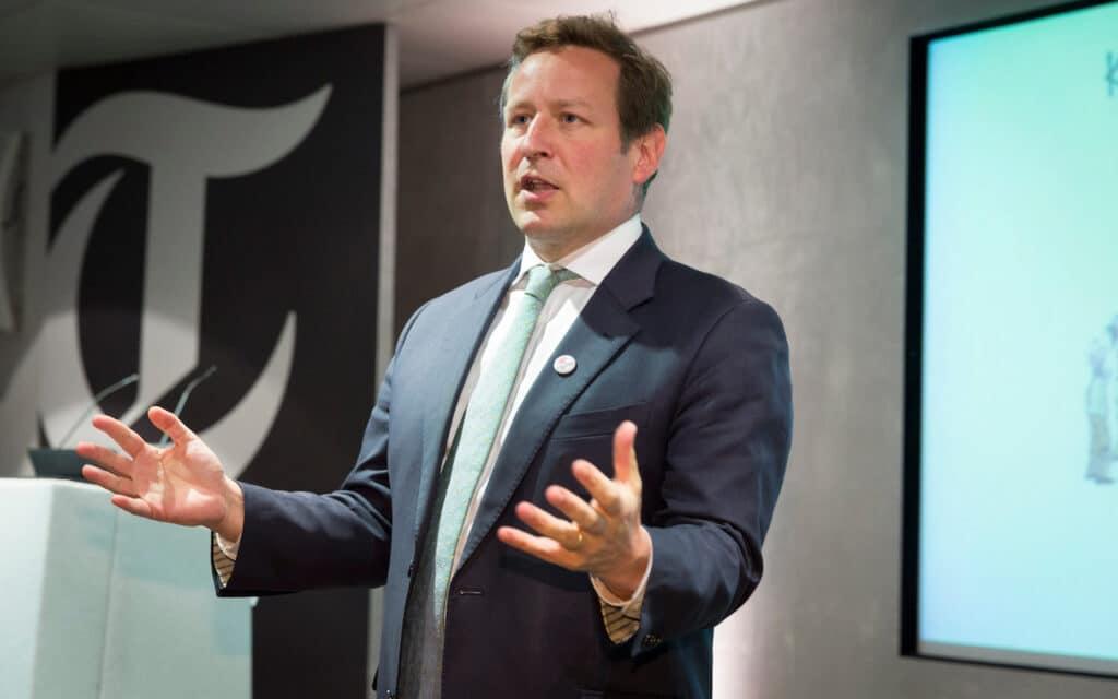 Ed Vaizey Broadband 4G Tech UK Creative Industries MP Politician LionTree Start ups Great British Speakers