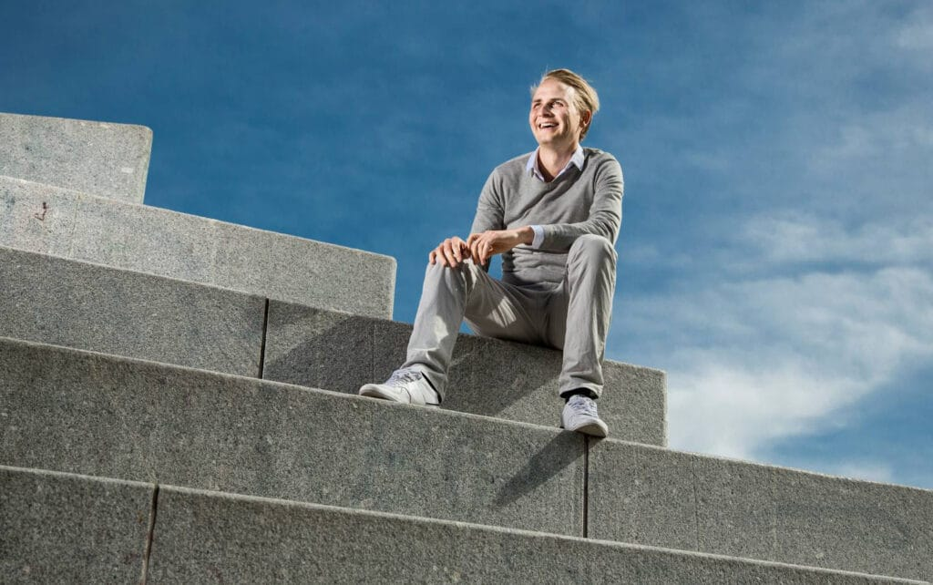 Mads Faurholt-Jorgensen Danish technology fintech entrepreneur at Great British Speakers