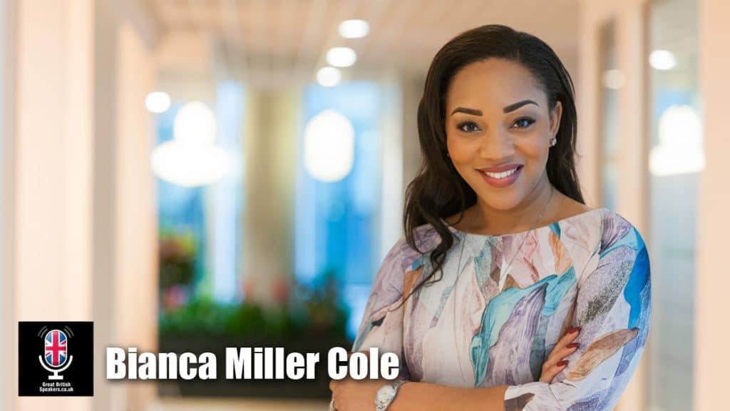 Bianca-Miller-Cole-female-Apprentice-Entrepreneur-personal-branding-speaker-at-Great-British-Speakers