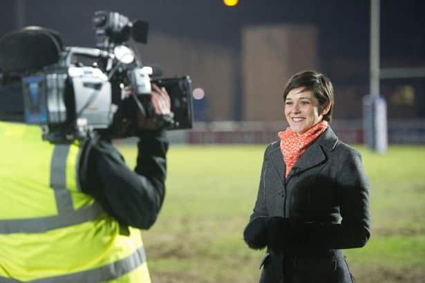 Eilidh Barbour Scottish Sports TV Presenter corporate Host Final Score MOTD2 Sky Sports at Great British Speakers