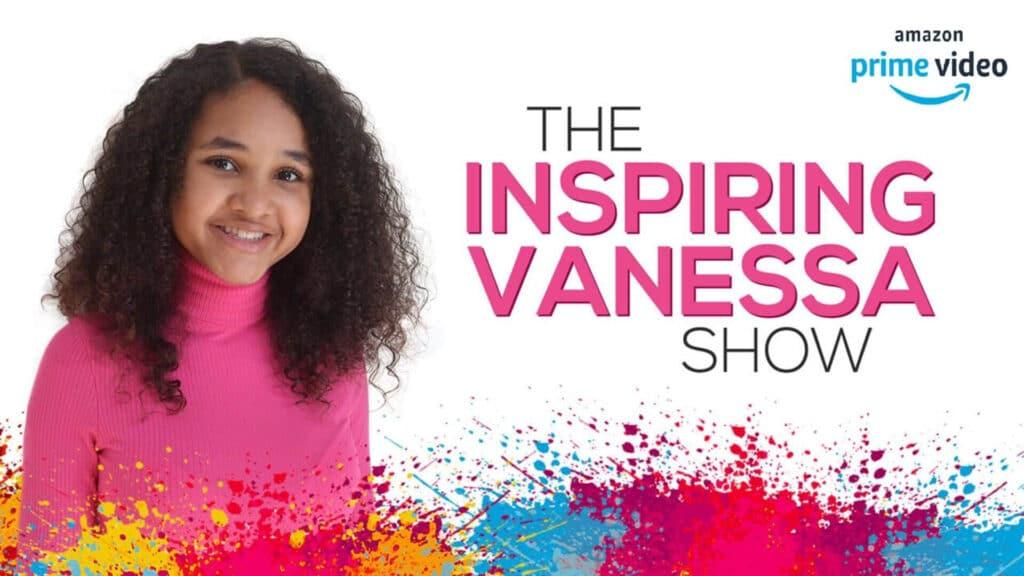 Inspiring Vanessa Show book at Great British Speakers