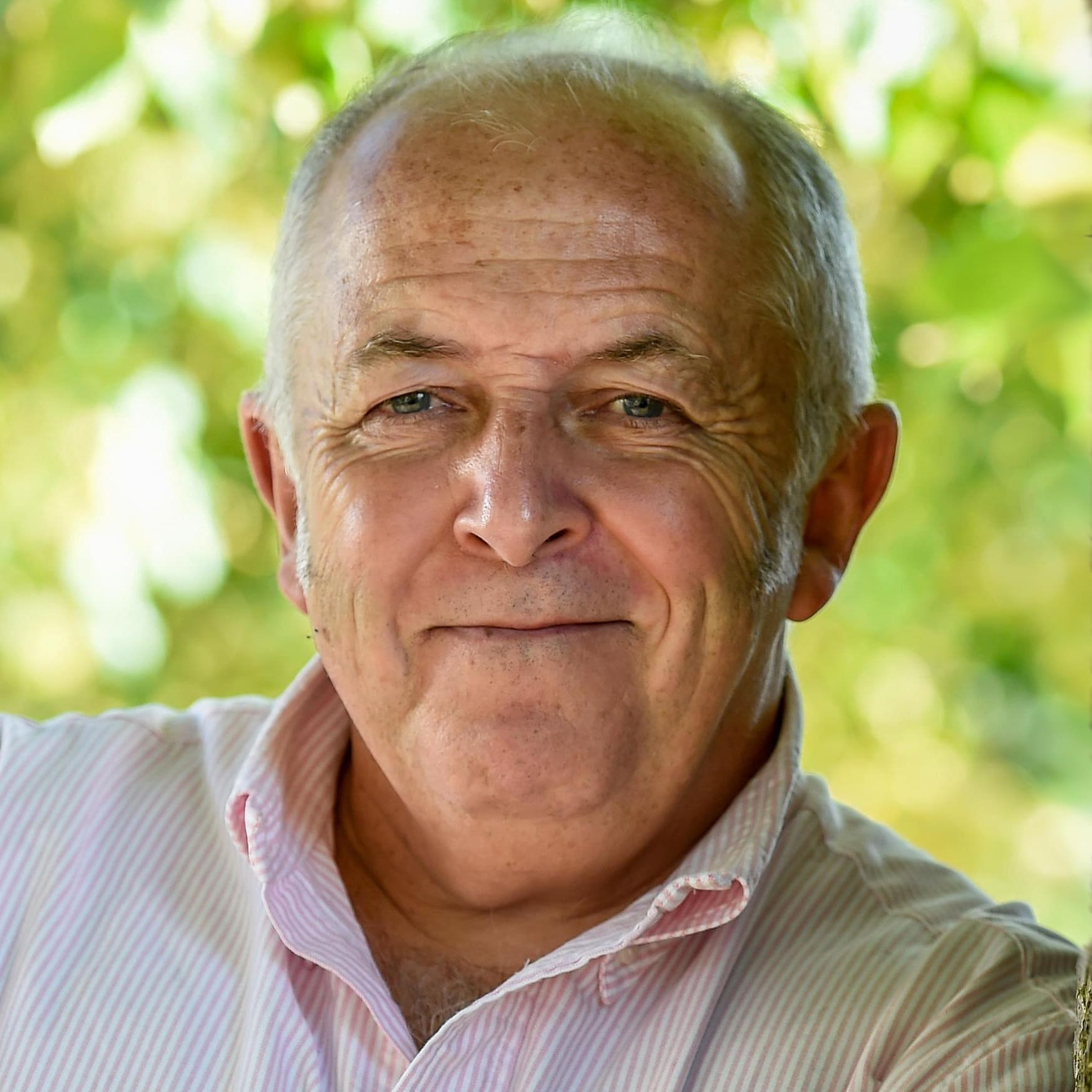 Jeremy Bowen BBC Middle East Editor reporter journalist bowel cancer speaker at Great British Speakers