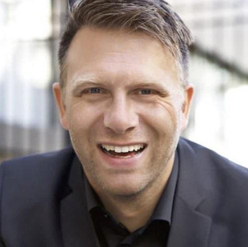 Nick Bergman Founder funder technology futurist speaker host book at Great British Speakers