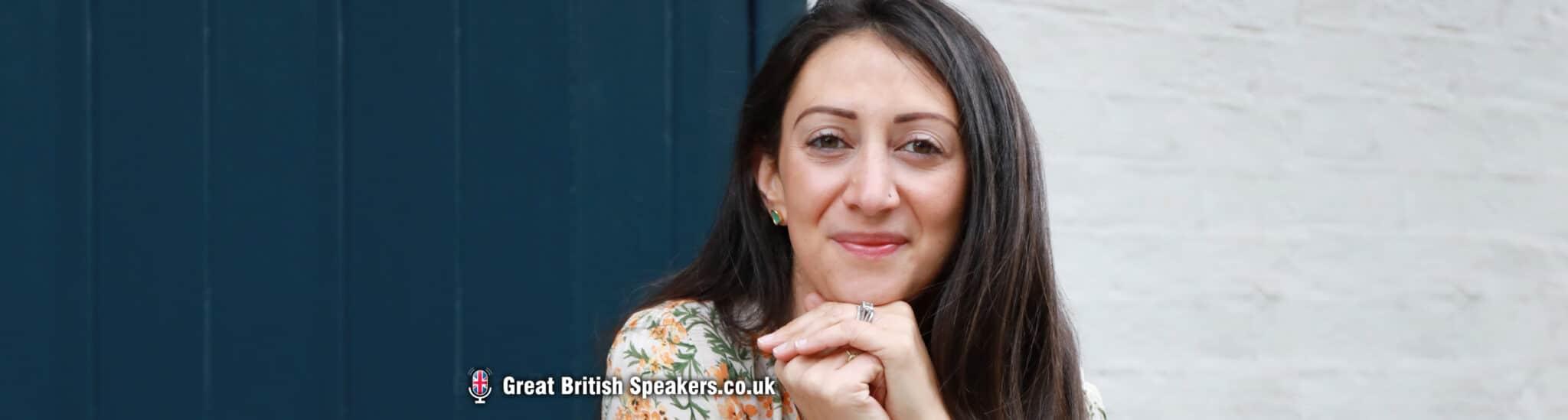 Lauren Vaknine rheumatoid arthritis healthy diet eating wellness expert blogger writer influencer at Great British Speakers