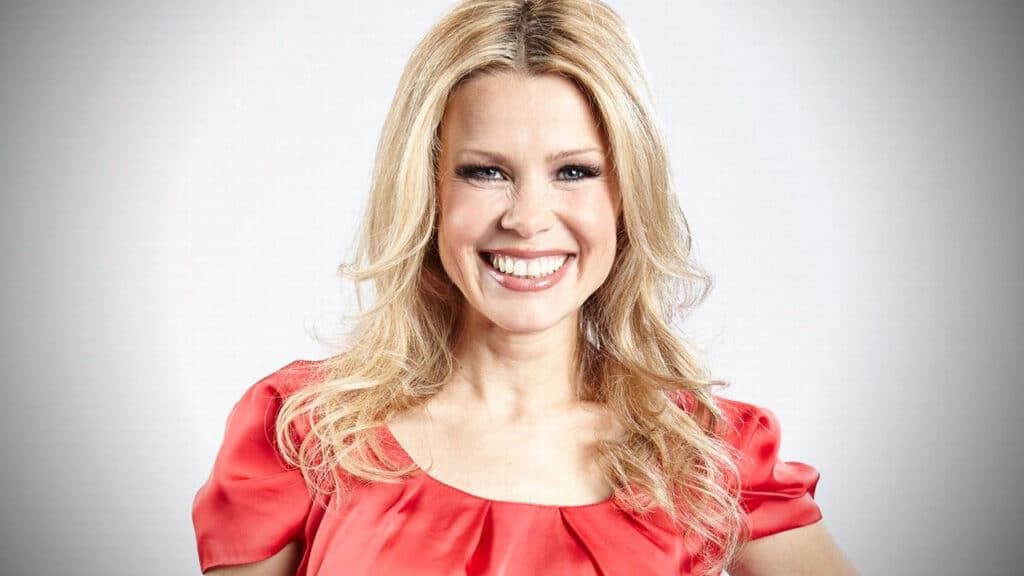 Melinda Messenger ex Sun model speaker corporate video presenter host at Great British Speakers