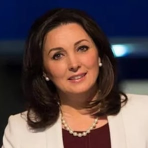 Polly Middlehurst experienced SKY News British TV Radio Presenter Event Moderator Chair at Great British Presenters