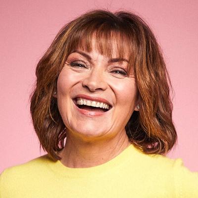 Lorraine Kelly CBE TV awards live host presenter journalistat Great British Speakers