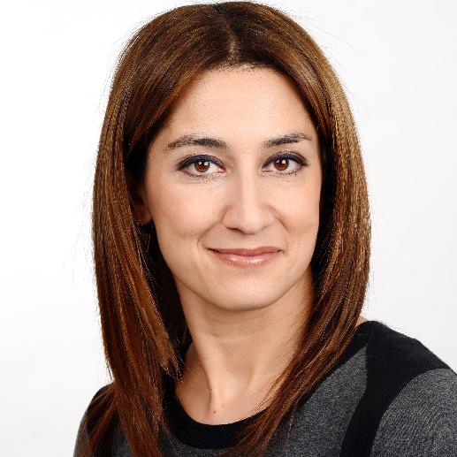 Roya Nikkhah Sunday Times Royal Editor Commentator BBC TV journalist moderator at Great British Speakers