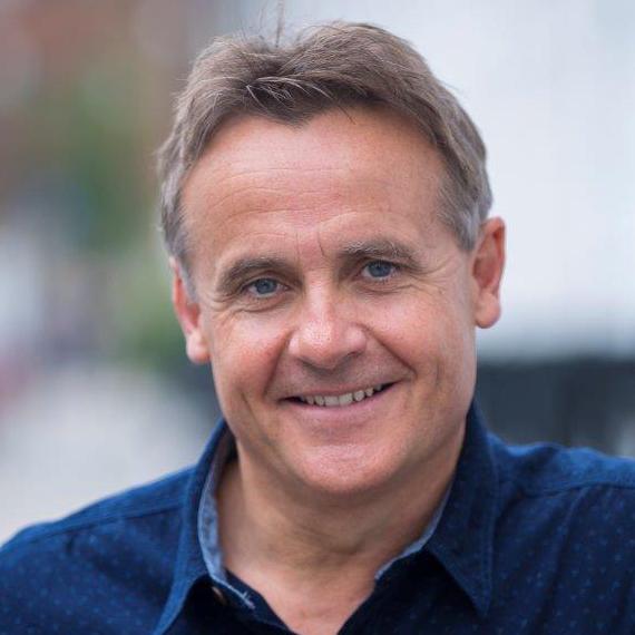 Bill Dod hire broadcast journalist moderator facilitator presenter at agent Great British Presenters